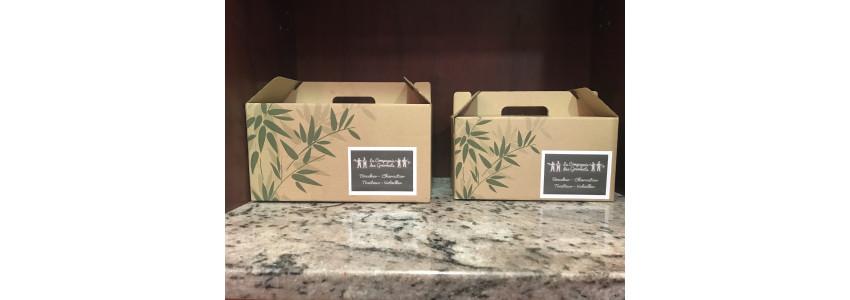 box repas