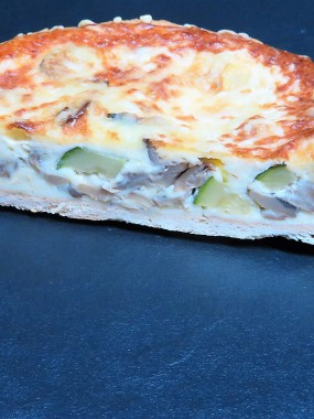 QUICHE REBLOCHON