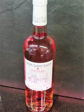 Croix Saint Salvy Rosé